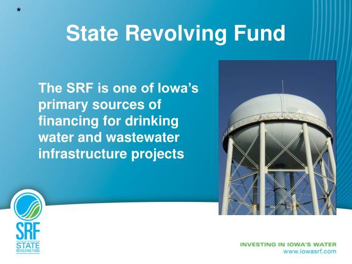 State revolving fund
