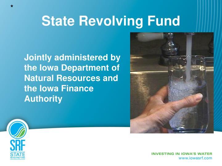State revolving fund1