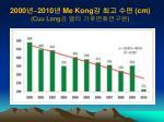 2000 2010 me kong cm cuu long