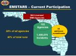 emstars current participation