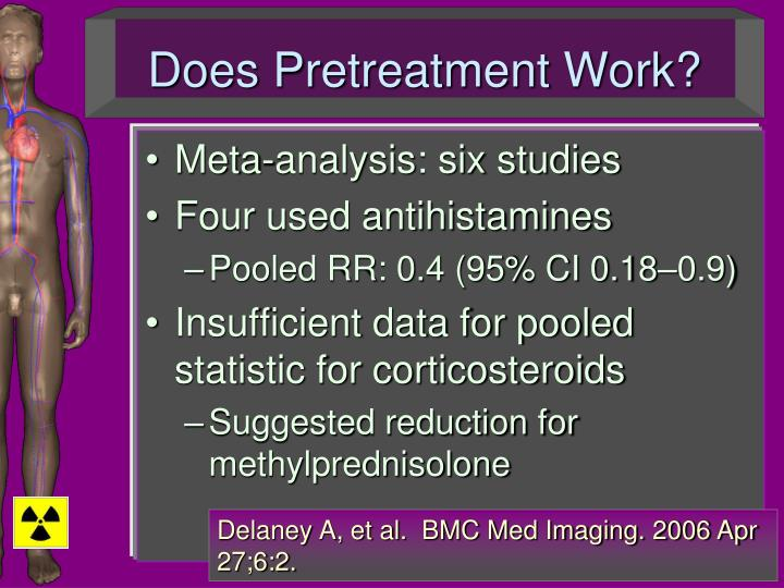 Does Pretreatment Work?
