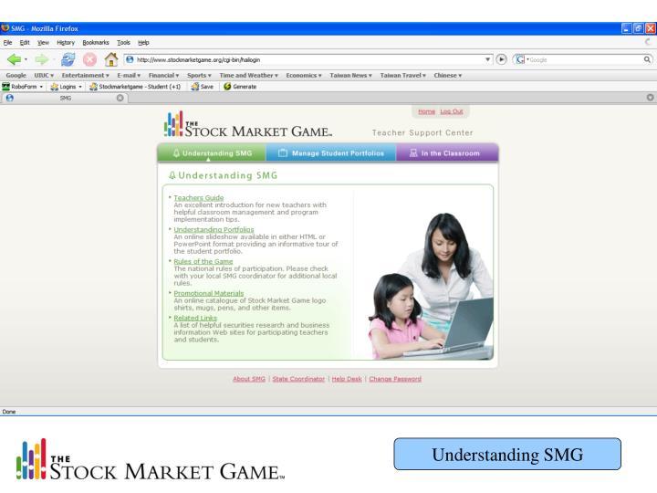 Understanding SMG