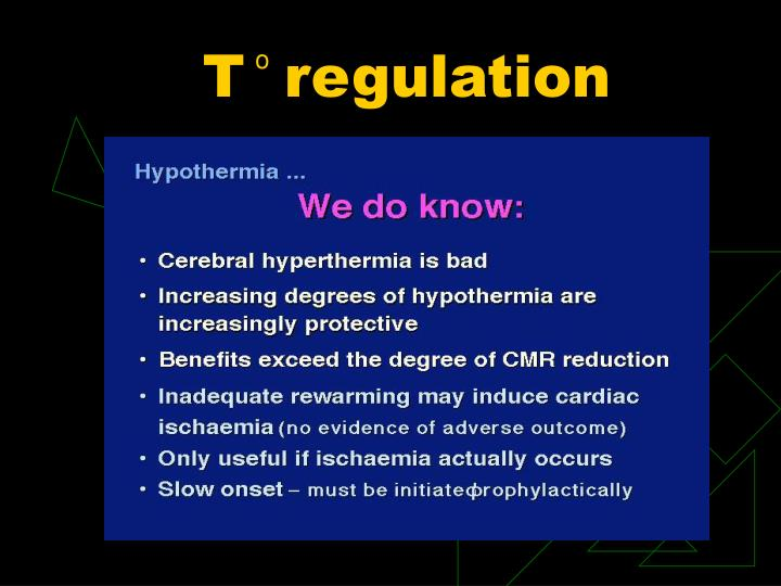 T  regulation