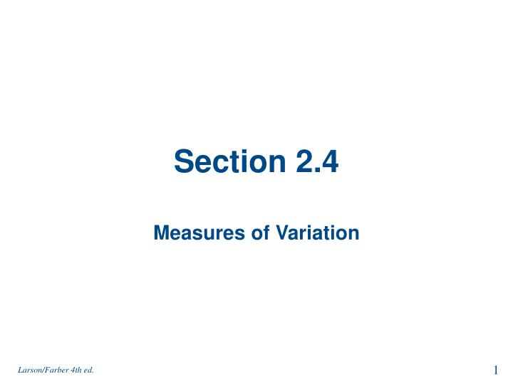 section 2 4 n.