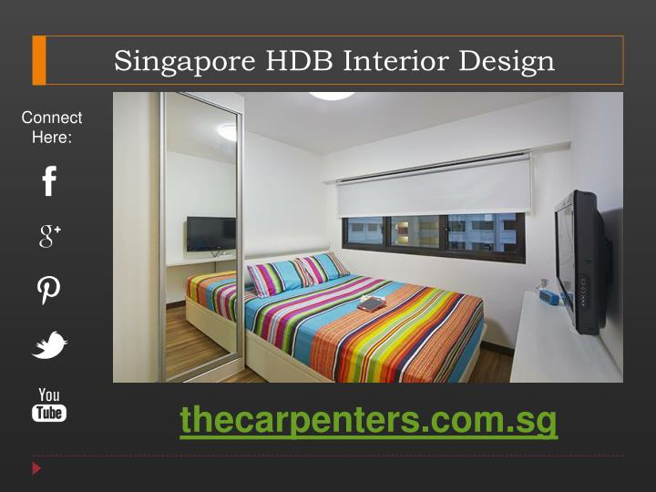 Singapore HDB Interior
