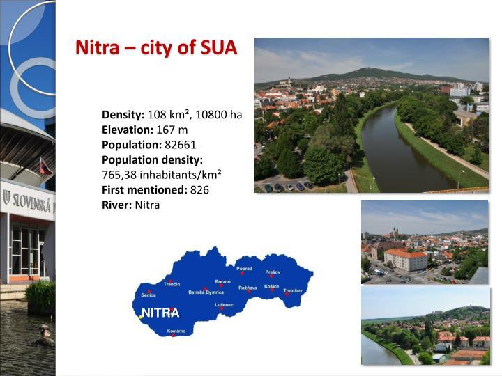Nitra – city
