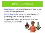 effects on children1
