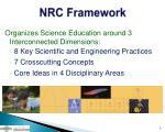 nrc framework1