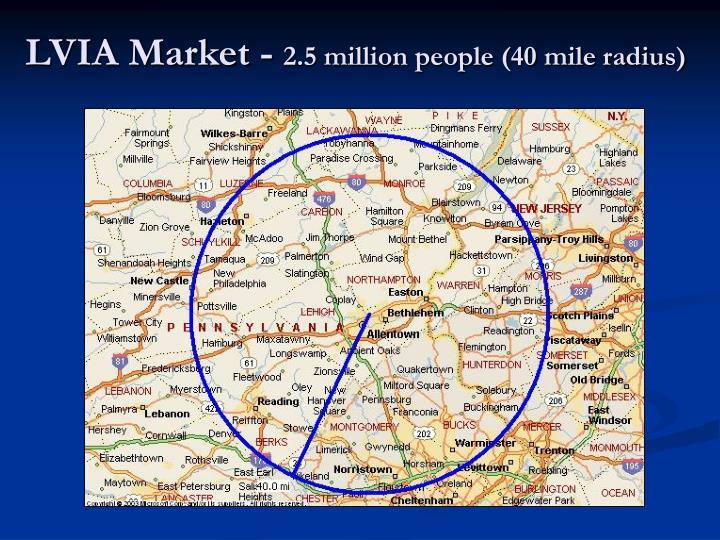 LVIA Market -