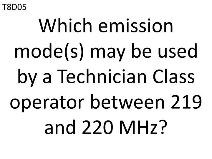 T8D05