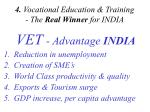 4 vocational education training the real winner for india