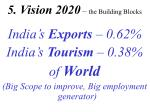 5 vision 2020 the building blocks