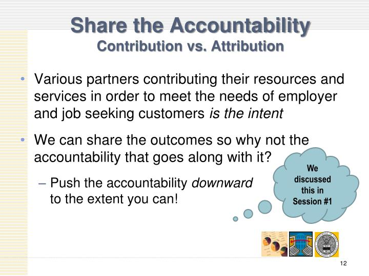 Share the Accountability