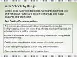 safer schools by design10