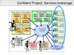confident project services brokerage