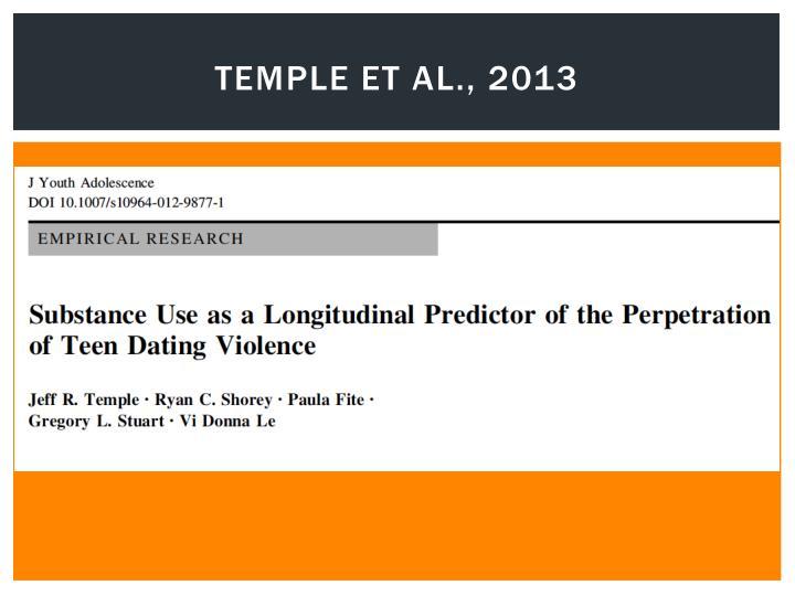 Temple et al., 2013