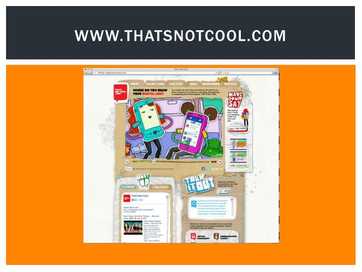 www.thatsnotcool.com