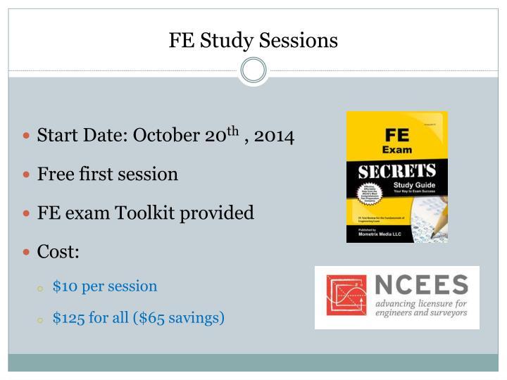 FE Study