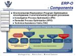 erp o components