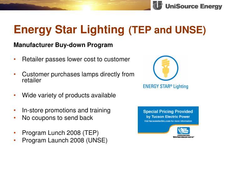 Energy Star Lighting