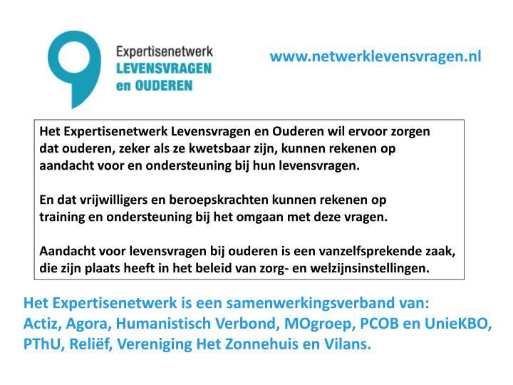 Www.netwerklevensvragen.nl