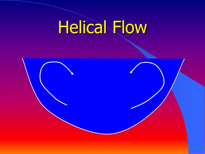 Helical Flow