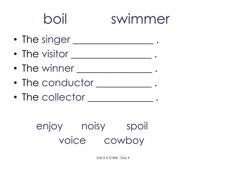 boilswimmer