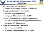 integrated fluid dynamics ifd benefits2