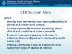 cer section aims1