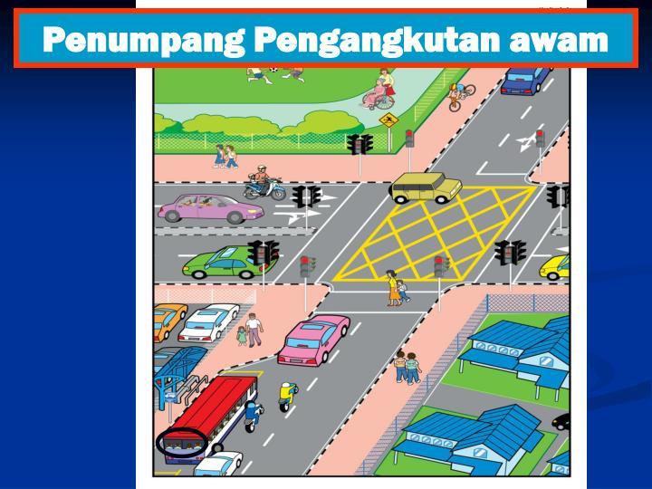 Penumpang Pengangkutan awam