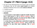 chapter 27 p a 4 p age 612