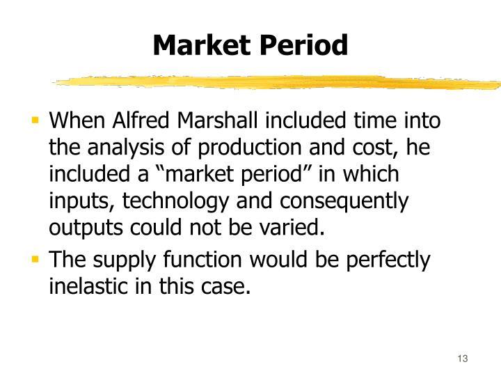 Market Period