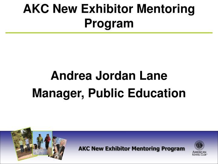 Andrea Jordan Lane