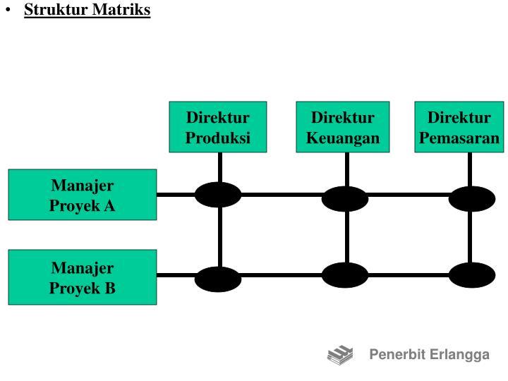 Struktur Matriks