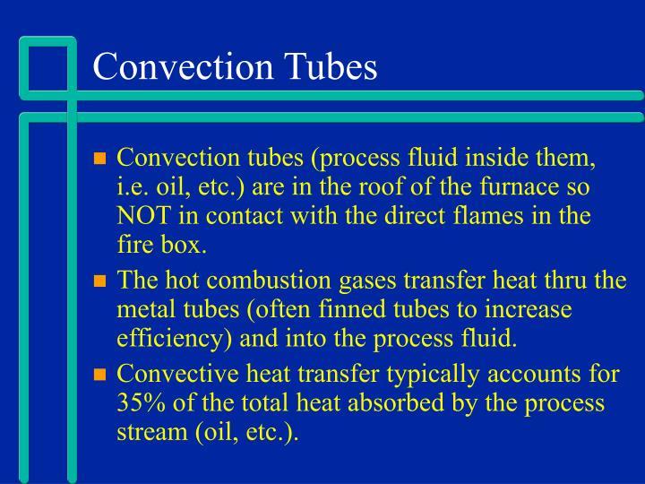 Convection Tubes