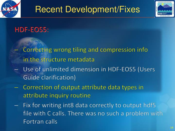 HDF-EOS5: