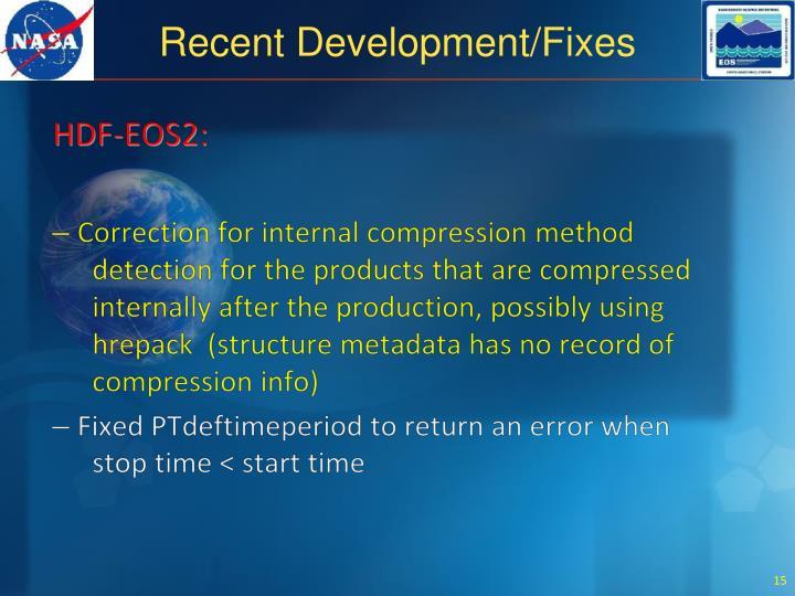HDF-EOS2: