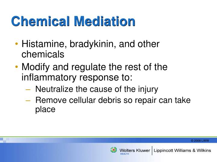 Chemical Mediation
