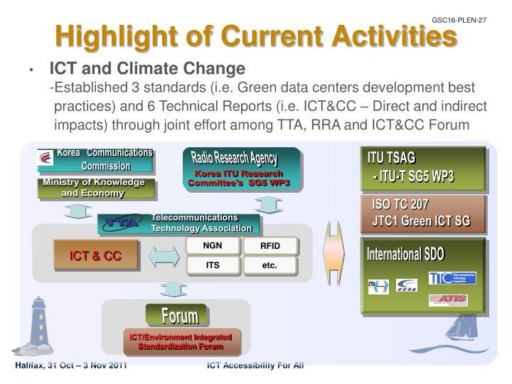 ICT & CC