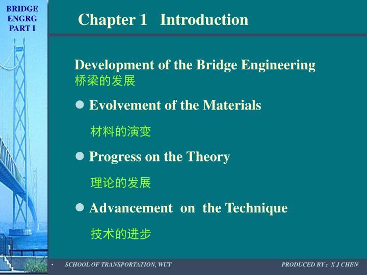 Bridge engrg part i
