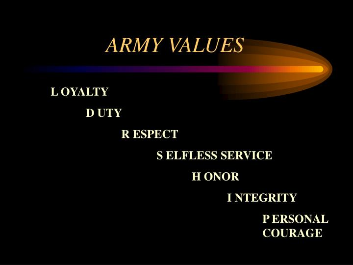 Army values2