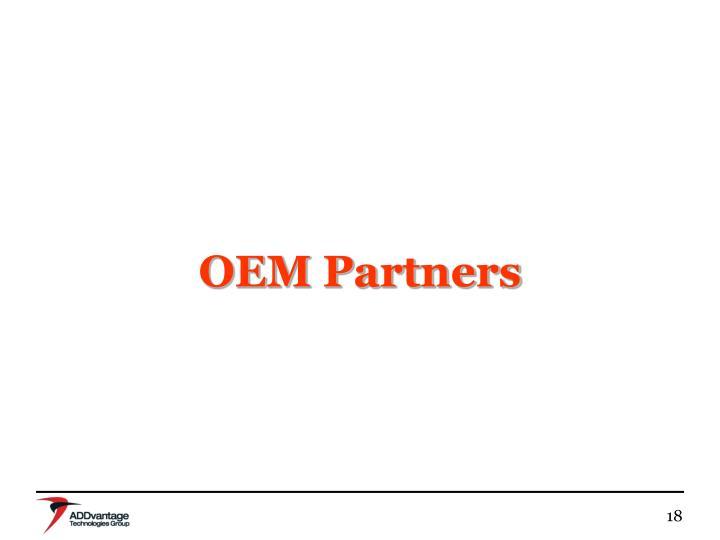 OEM Partners