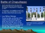 battle of chapultepec