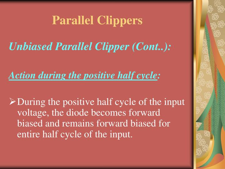 Parallel Clippers