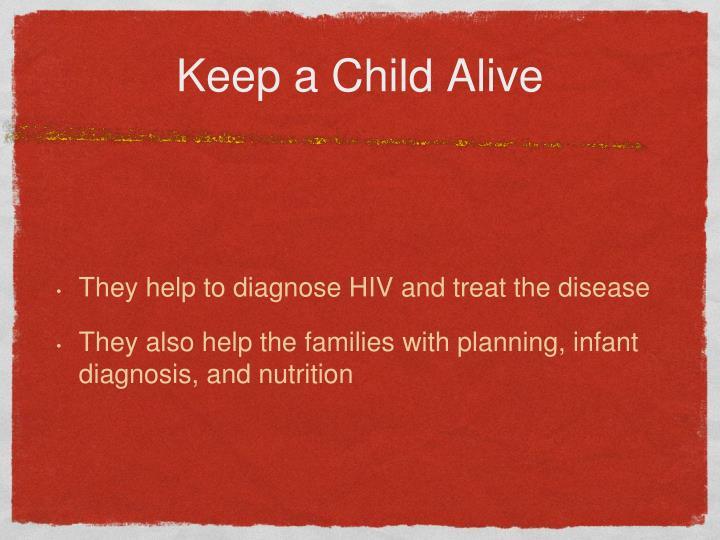 Keep a Child Alive
