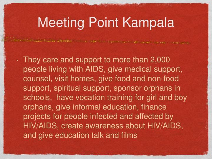 Meeting Point Kampala