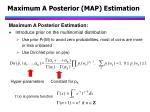 maximum a posterior map estimation1