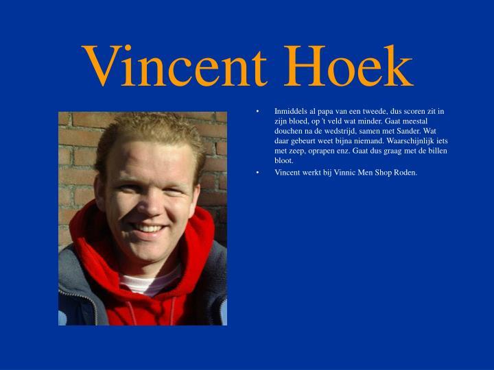 Vincent hoek