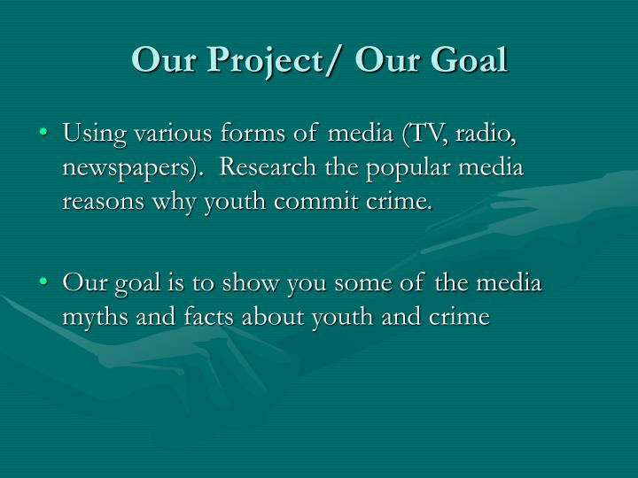 Our project our goal