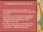 kommunik ci s h l